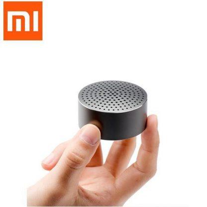 Портативная колонка Xiaomi Mi Cannon Little Audio/Portable Round Box
