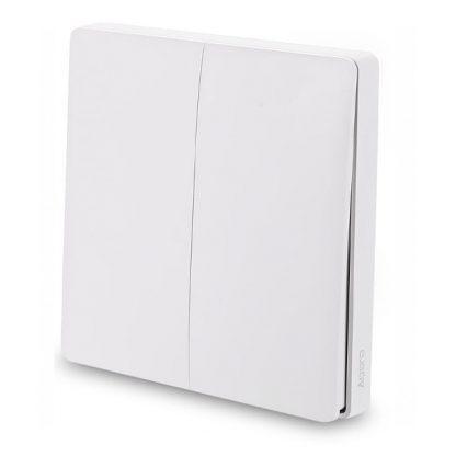 Беспроводной выключатель Aqara Smart Light Double Switch 2