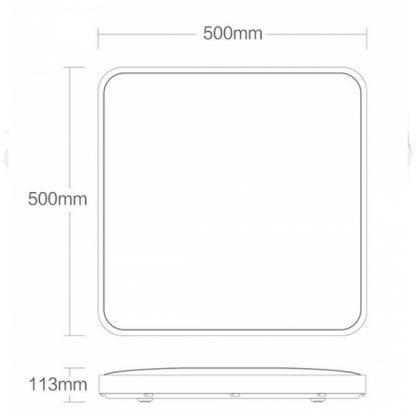 Потолочная лампа Yeelight Xiaomi LED Plus Star trail YLXD21YL (CN)