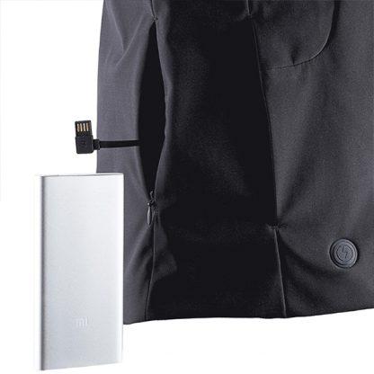 Куртка с подогревом Xiaomi Ninetygo 90Points GOFUN (S-XL)
