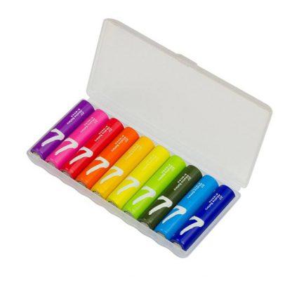 Алкалиновые батарейки Xiaomi Rainbow Zl7 AAA