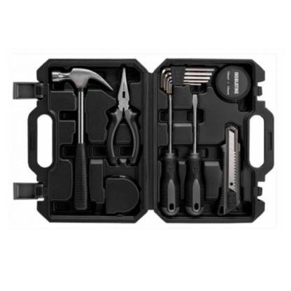 Набор инструментов Xiaomi Jiuxun tools 12 in 1 Daily Life Kit black
