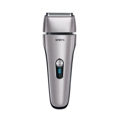 Электробритва Xiaomi Smate Four Blade Shaver Cleaner Reciprocating Type Silver