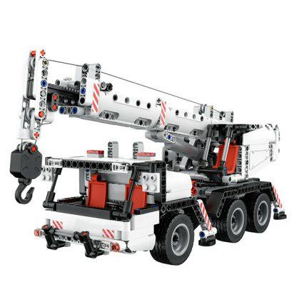 Конструктор Xiaomi Mitu Engineering Crane Blocks