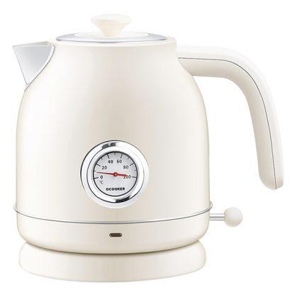 Чайник xiaomi Qcooker Electric Kettle с температурным датчиком