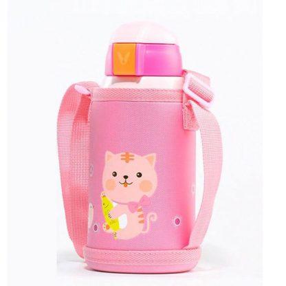 Детский термос Viomi Children Vacuum Flask (590 мл, розовый)