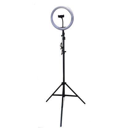 Кольцевая лампа со штативом LED Filling lamp M-33 (33 см.)