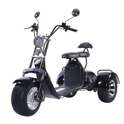 Электроскутер CityCoco X7 трицикл