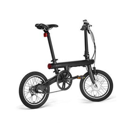 Складной электровелосипед Xiaomi Mi QiCycle Folding Electric Bike (версия EU, черный)