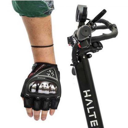 Перчатки Halten Scoved Black