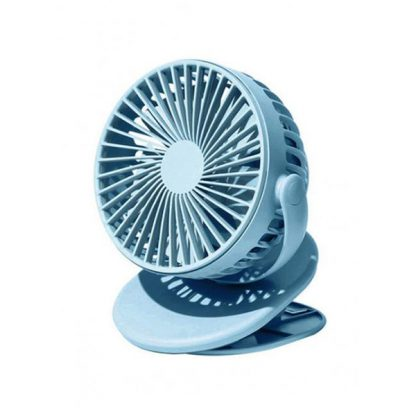 Портативный вентилятор на клипсе Xiaomi (Mi) SOLOVE clip electric fan 2000mAh 3 Speed Type-C