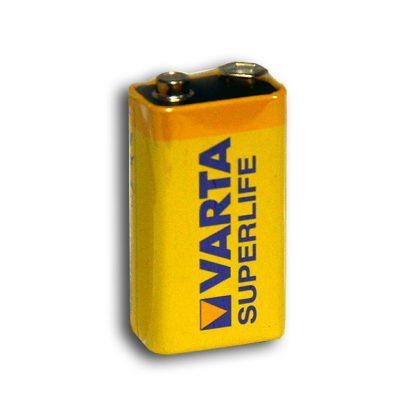 Элемент питания Крона 6F22 Varta