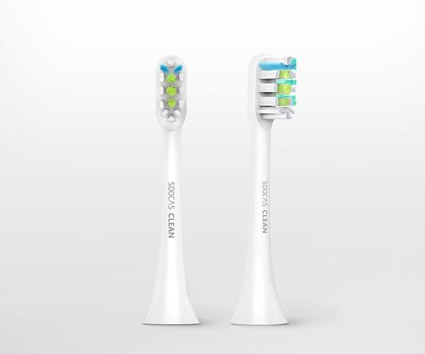Сменные насадки для зубной щетки Soocas X3