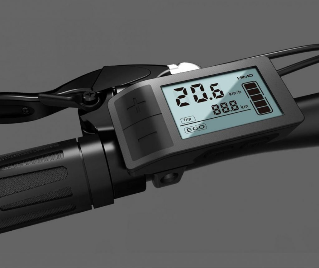 Электровелосипед HIMO C26 Electric Power Bicycle