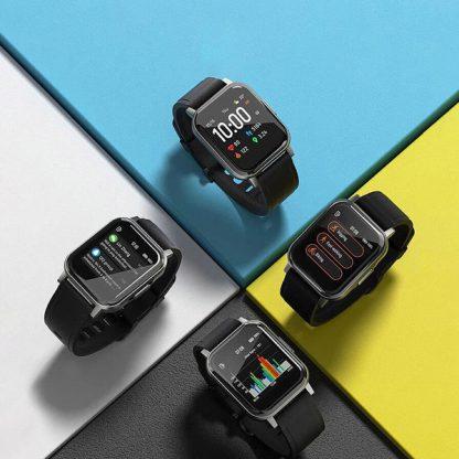 Умные часы HAYLOU Smart Watch 2 (черный) (LS02)