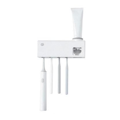 Дезинфицирующий держатель для зубных щеток Dr.Meng Disinfection Toothbrush Holder (MKKJ01)