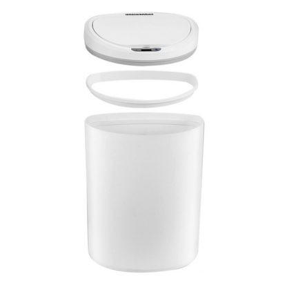 Умное мусорное ведро Ninestars Sensor Trash Can (белый)
