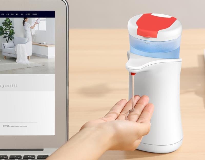 Сенсорная мыльница Deerma Hand Wash Basin Dem-XS100