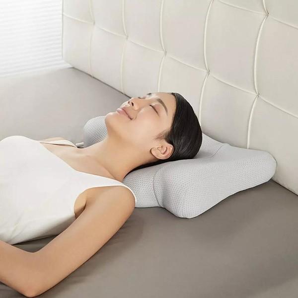 Массажная подушка Xiaomi Leravan Sleep traction pillow smart neck protection (LJ-PL001)