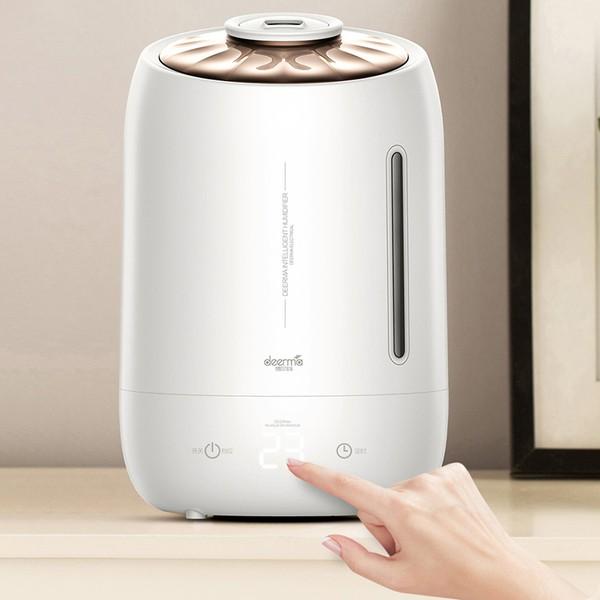 Увлажнитель воздуха Deerma Water Humidifier (5 л, EU) (DEM-F600)