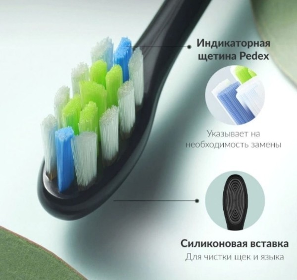 Электрическая зубная щетка Xiaomi Air 2 Electric Toothbrush